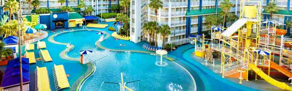Photo courtesy of Holiday Inn Resort Orlando Suites Waterpark