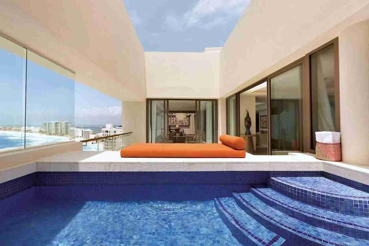 Hyatt Ziva Cancun. Photo courtesy of Hyatt Hotels.