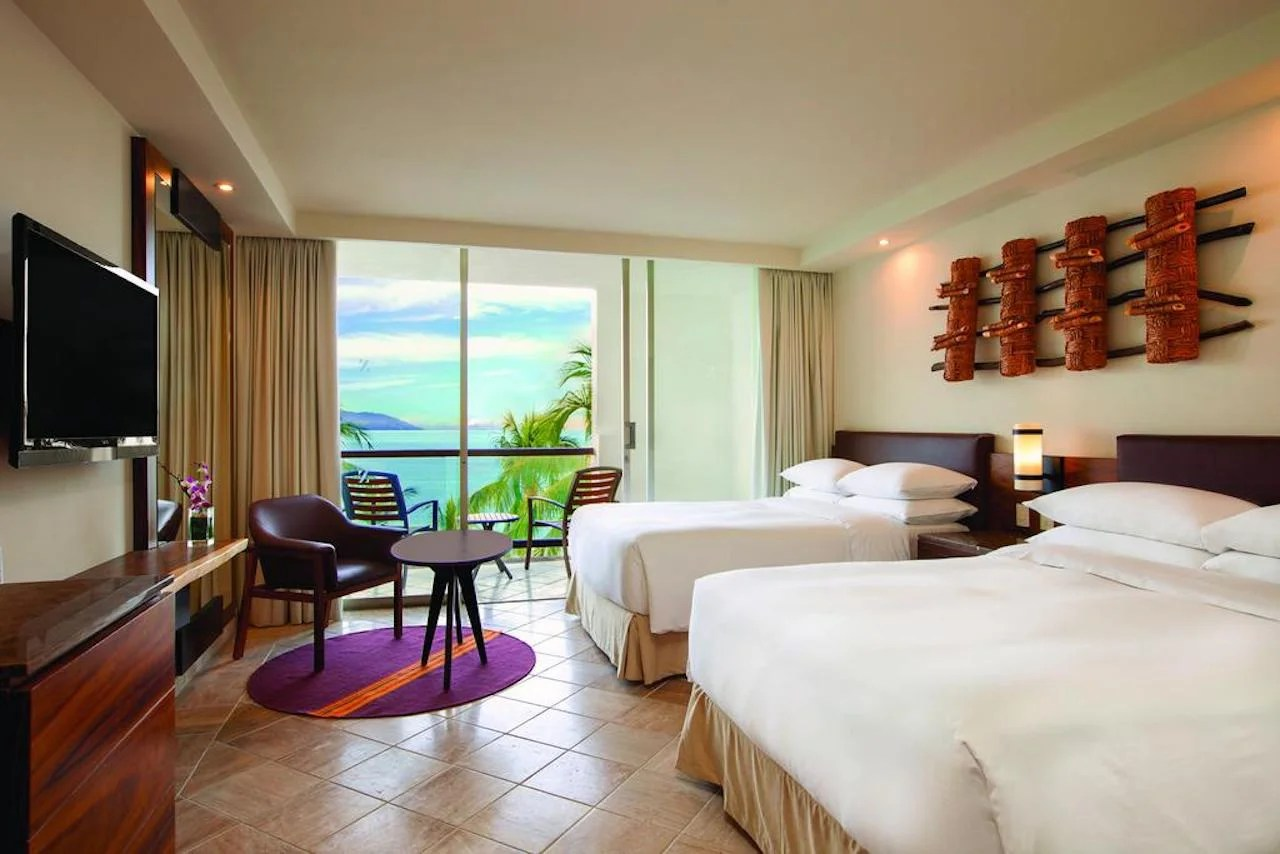 Hyatt Ziva Puerto Vallarta room. Photo courtesy of Hyatt Hotels.