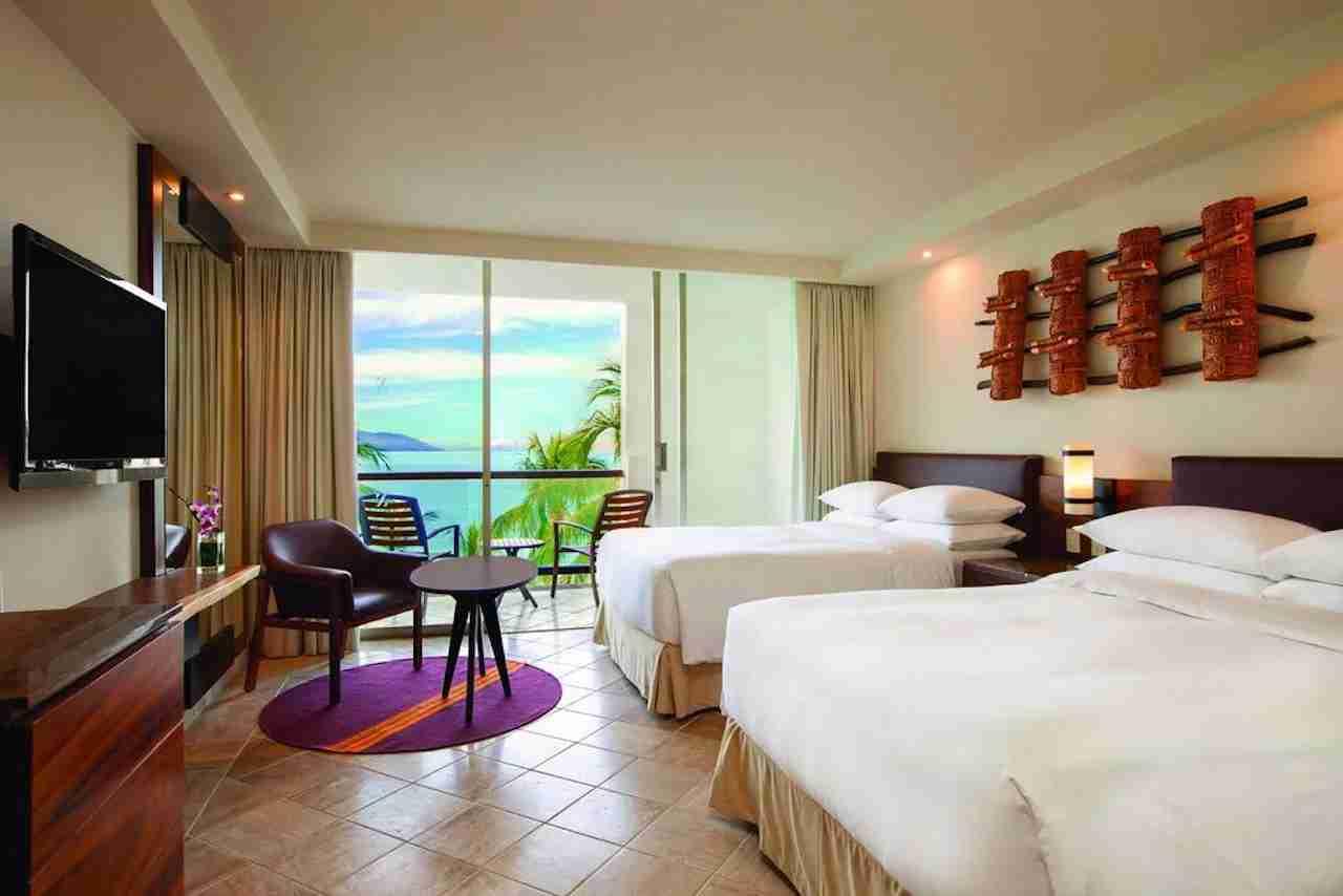 Hyatt Ziva Puerto Vallarta room. Photo courtesy of Hyatt Hotels.