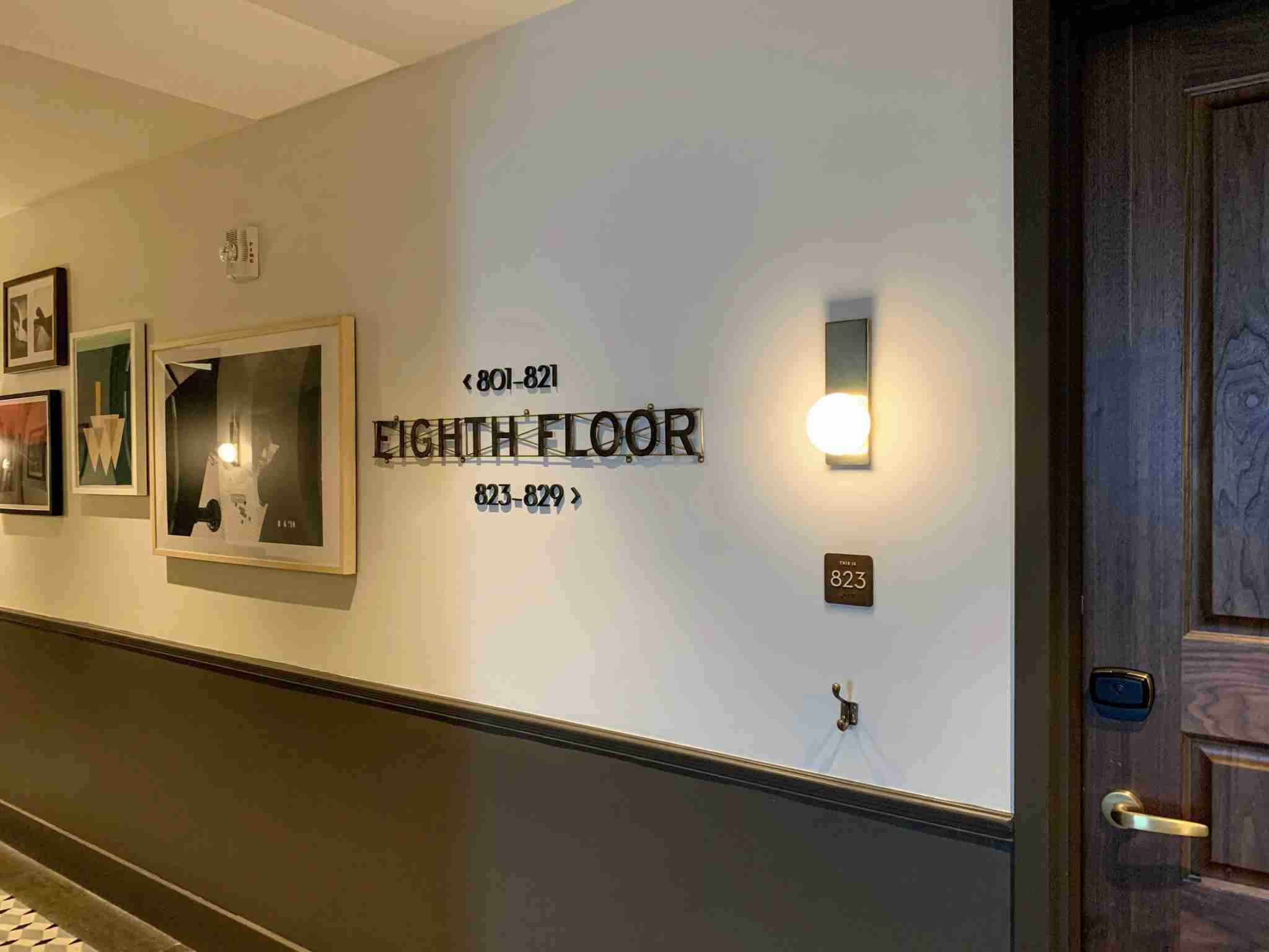 Welcome to the Eighth Floor