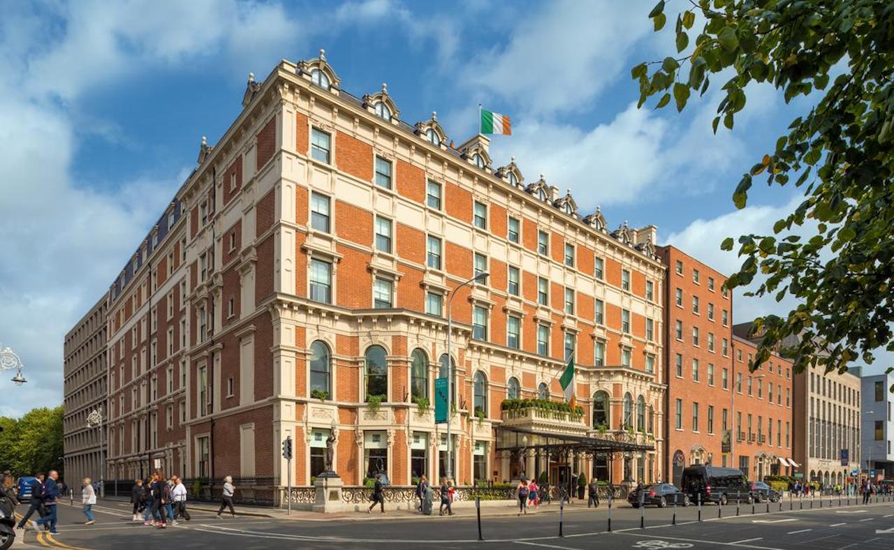 The Shelbourne Dublin, A Renaissance Hotel in Dublin, Ireland. Photo courtesy of the Shelbourne Dublin.