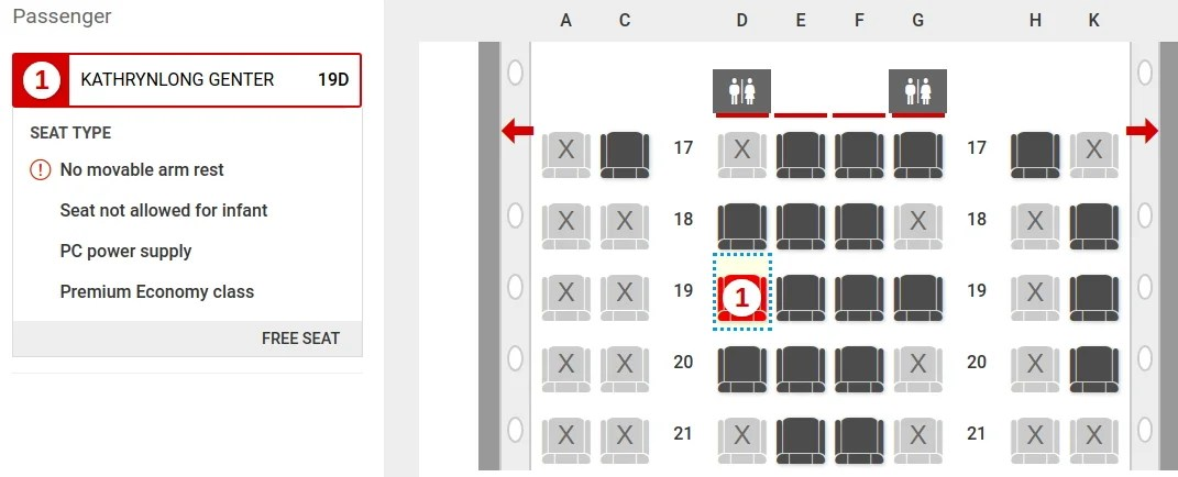 Review: Japan Airlines (777-300ER) Premium Economy NRT-JFK