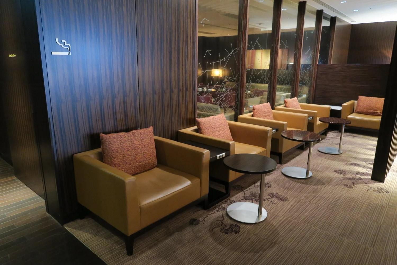 Review: JAL First Class Lounge Tokyo Narita Main Building