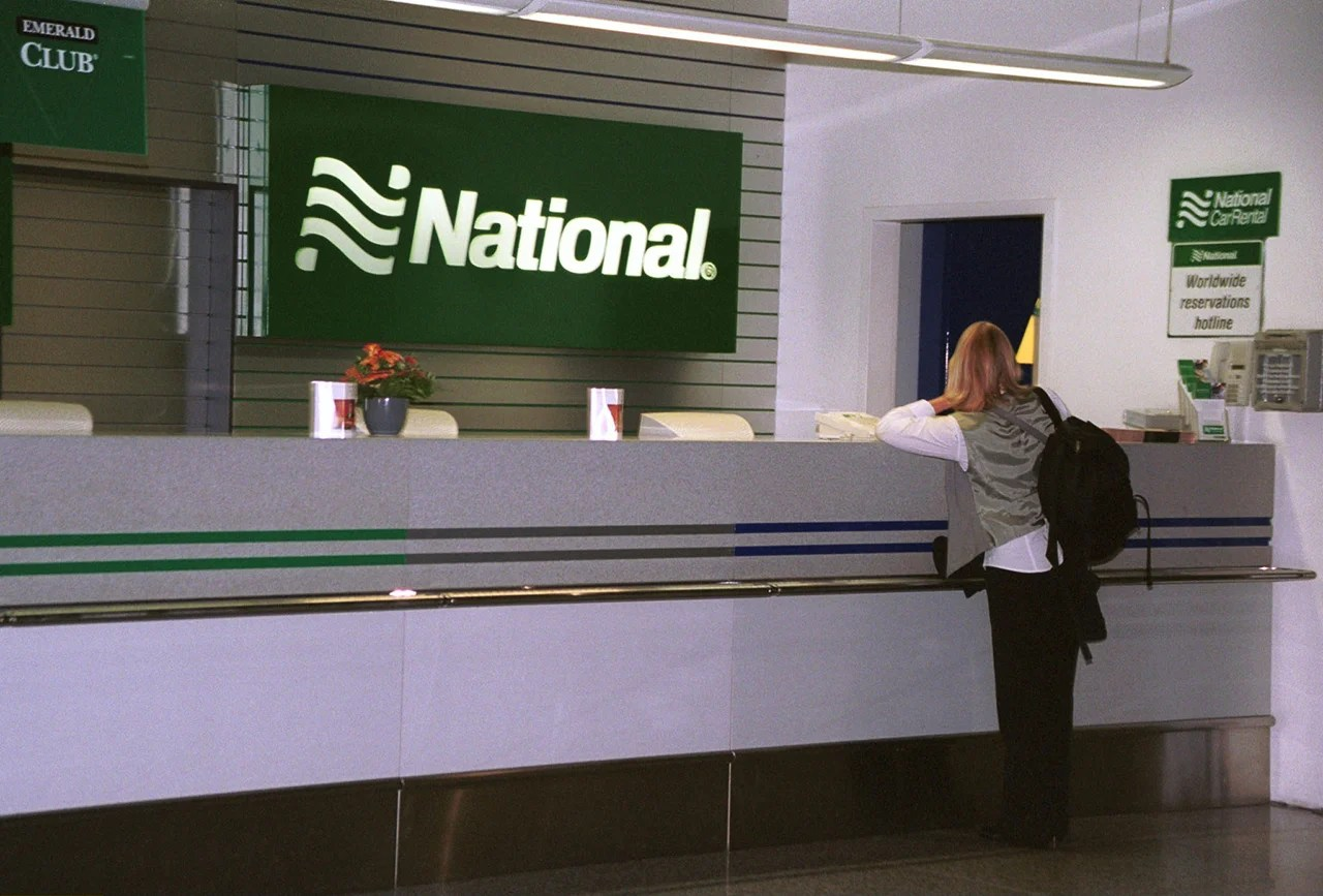 Maximizing Points And Miles With National Car Rentals