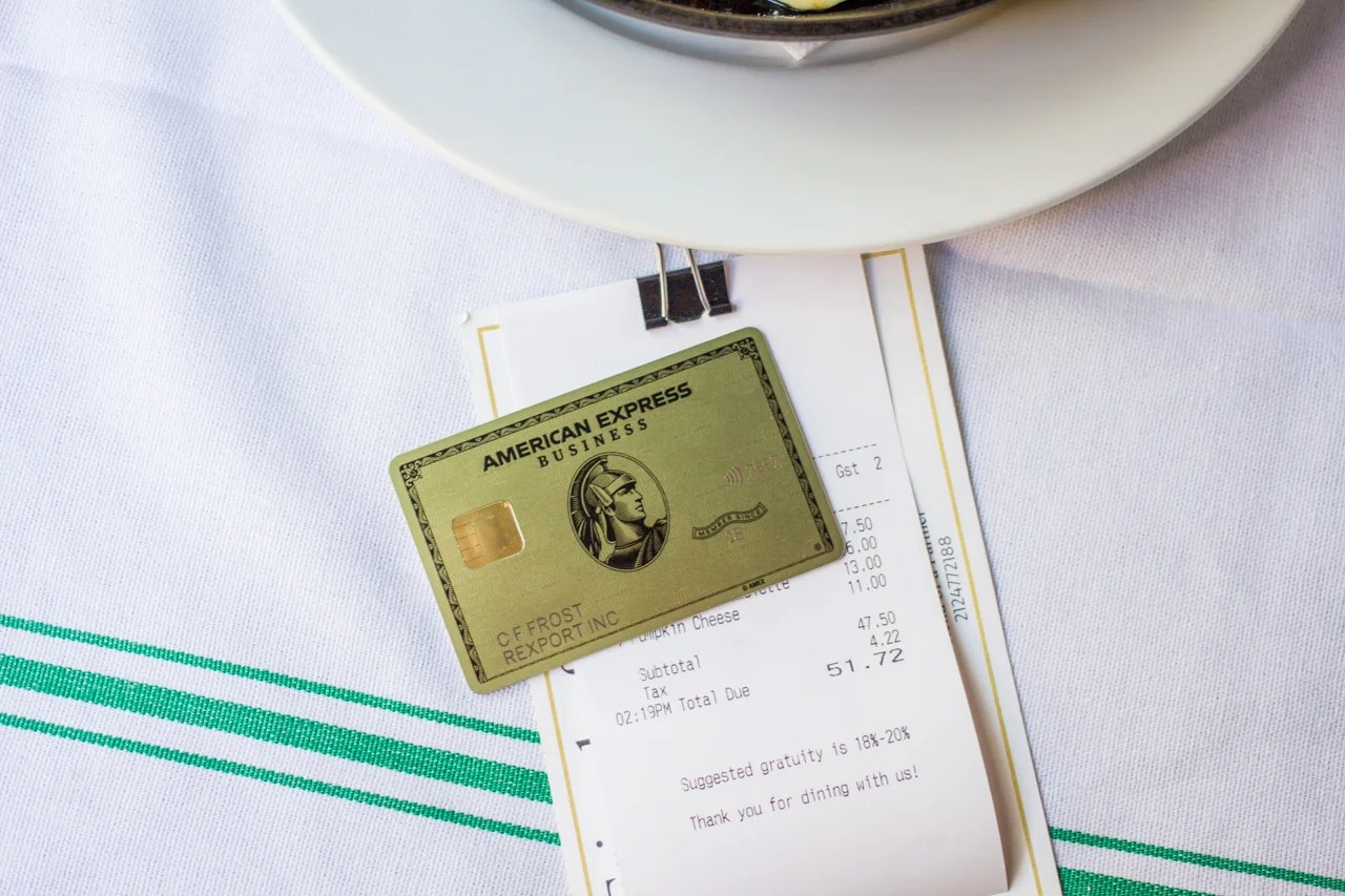 One Year of Earning and Burning With the Amex Business Gold Card