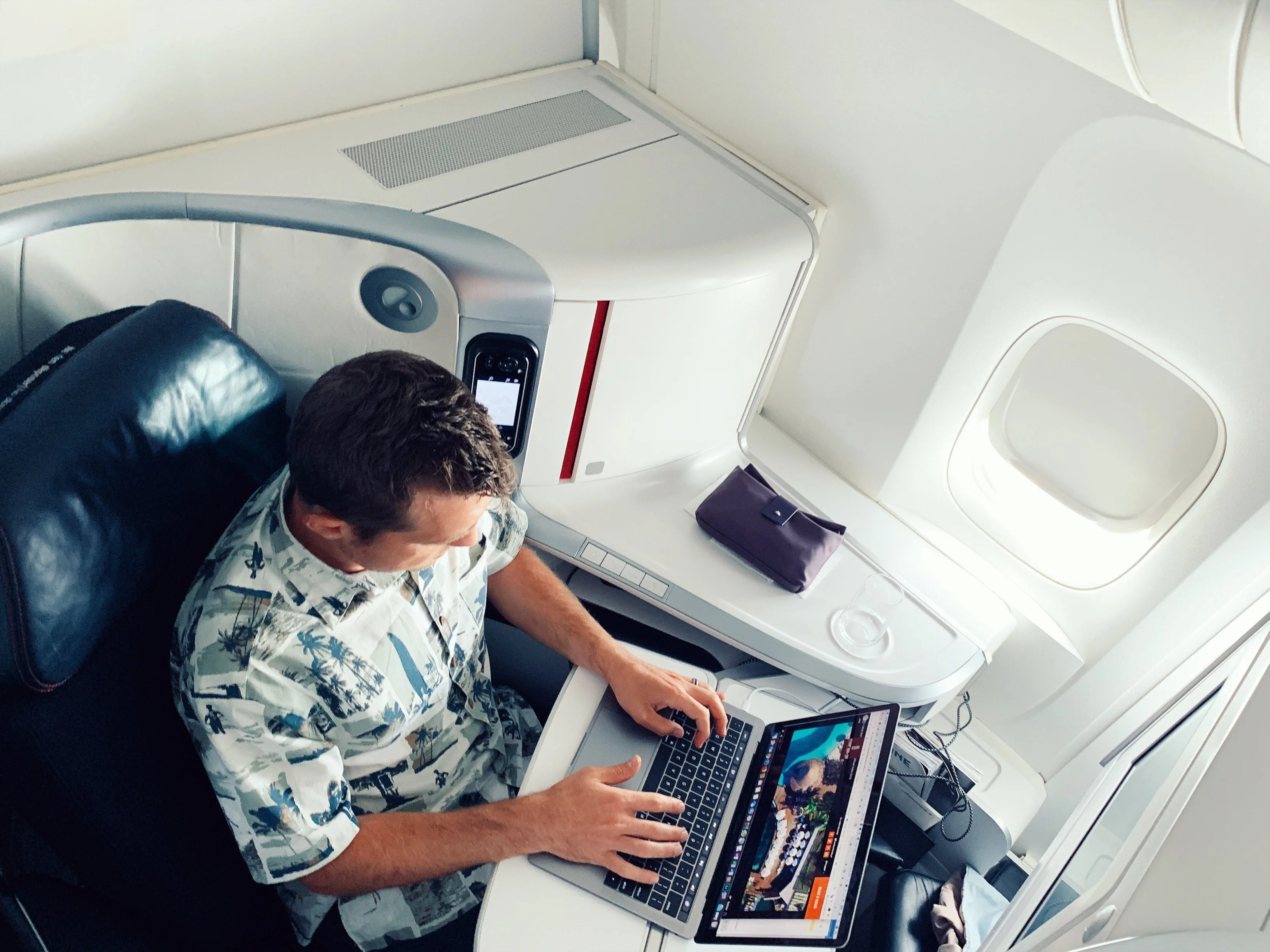 Tip: It Pays to Check Premium Cabin Pricing Before Booking Economy
