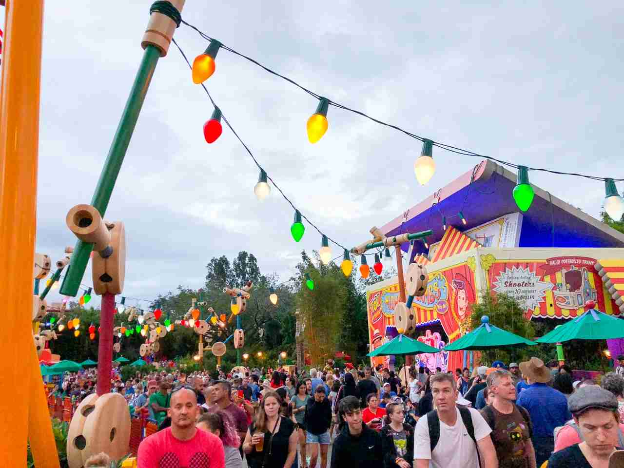 Enjoy Toy Story Land with your family on points