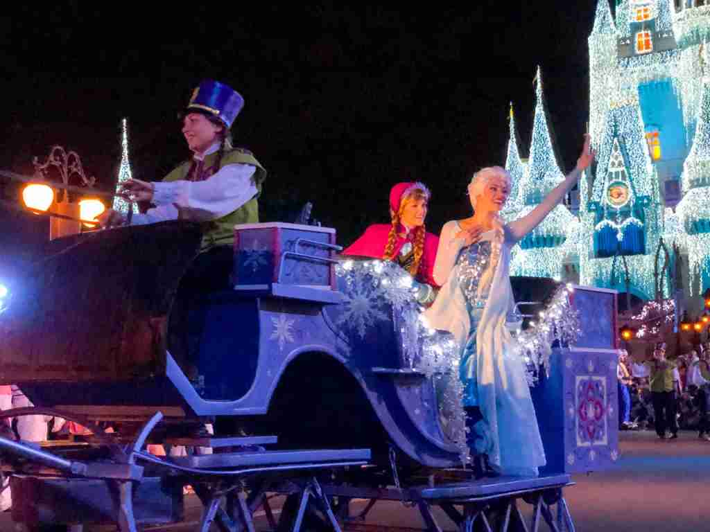 Frozen in Mickey