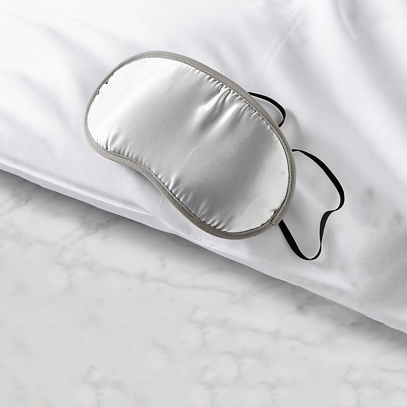 31614e446 The mask supposedly maximizes the quality of your sleep by reducing  puffiness