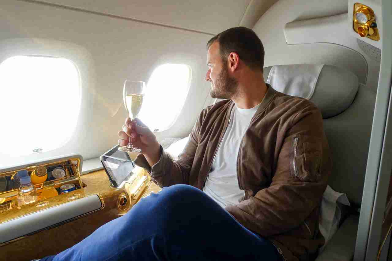 Emirates A380 First Class is TPG approved