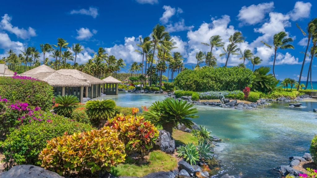 Grand Hyatt Kauai (image courtesy of hotel)