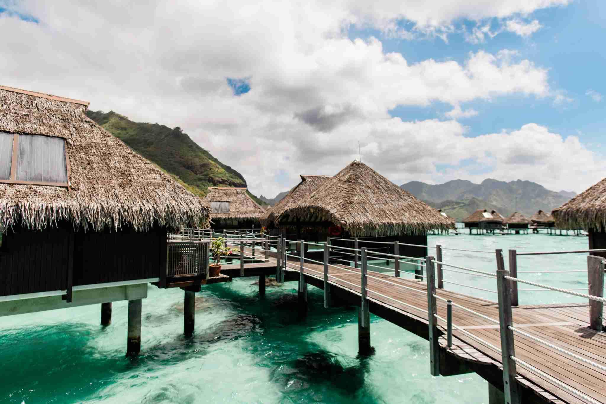 Hilton Moorea Lagoon Resort and Spa - bungalows