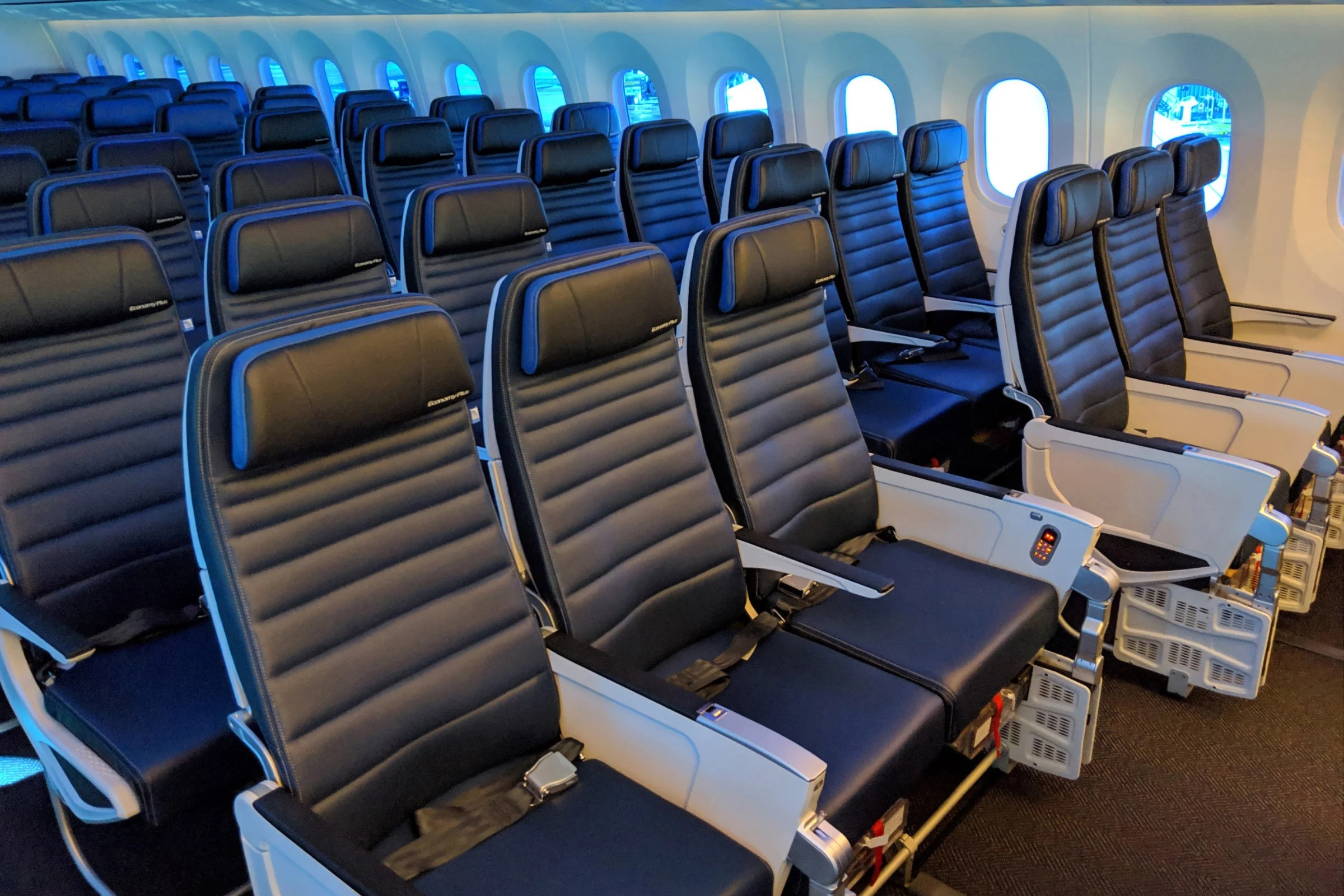United Clarifies What It Actually Means To Block Middle Seats,Small Powder Room Sinks