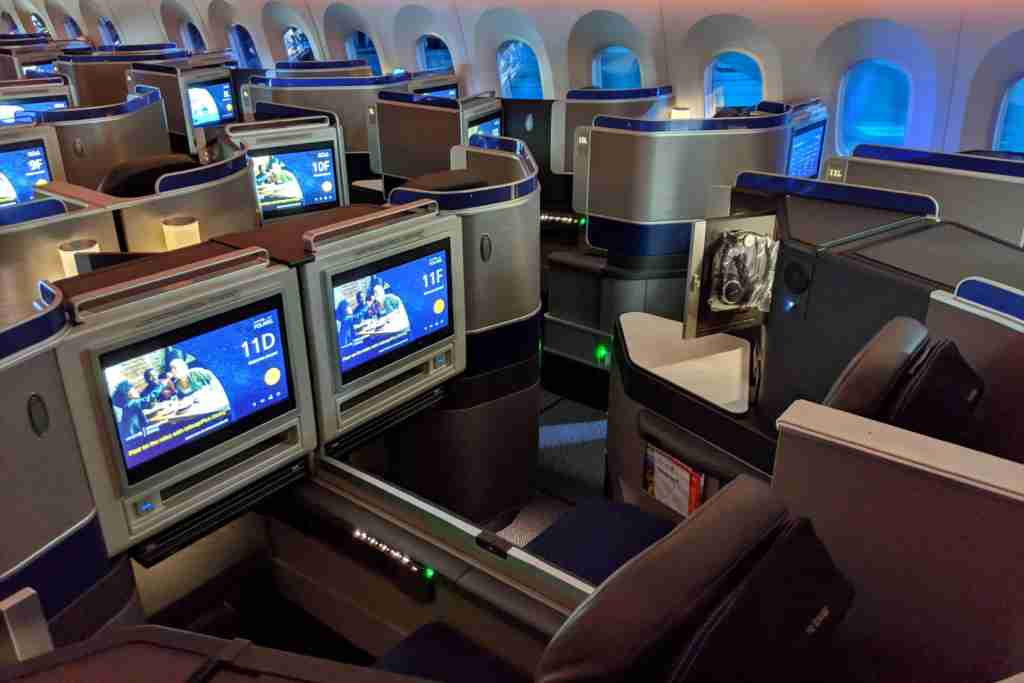 Top-tier elites have access to a variety of valuable perks, up to and including upgrades to lie-flat seats.