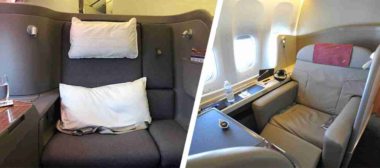 JAL or Cathay Pacific first class? With Alaska Mileage Plan, the choice is yours