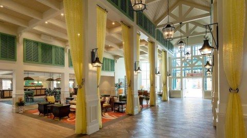 2d624a1f56c898 Yarr Going to Want to Avoid the Pirate Rooms  A Review of Disney Caribbean  Beach Resort in Orlando