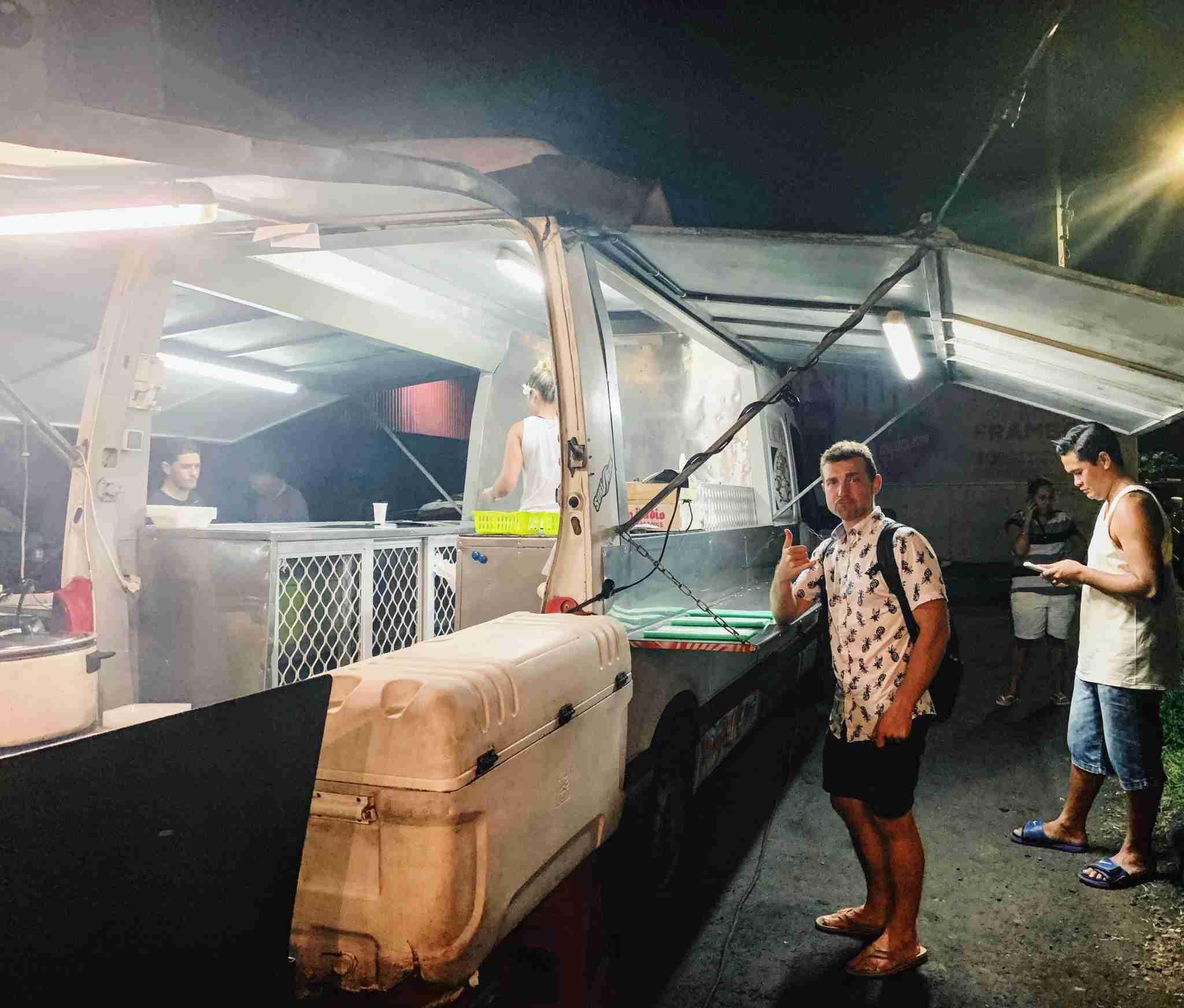 tahiti food truck crepe