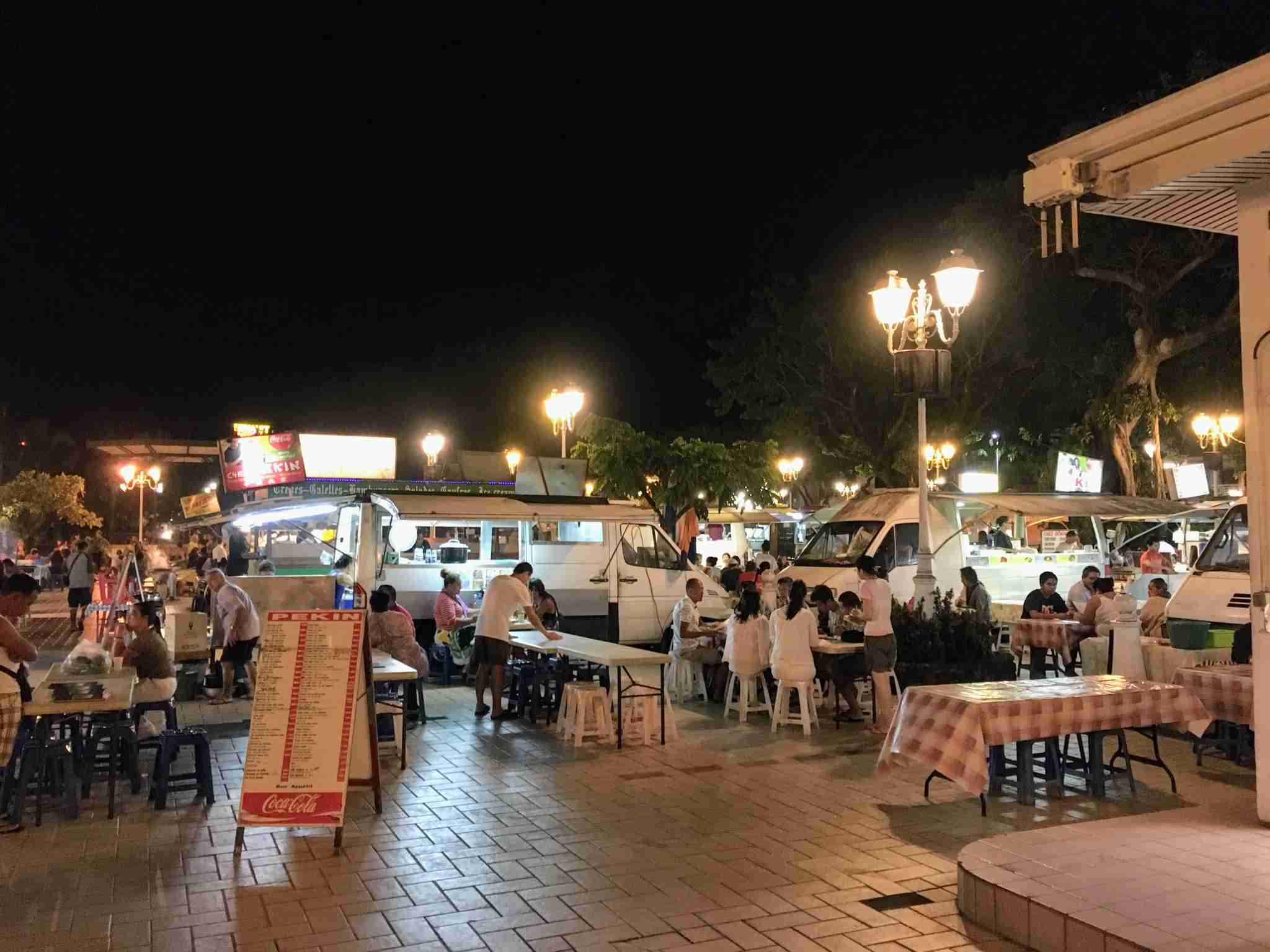 food trucks tahiti