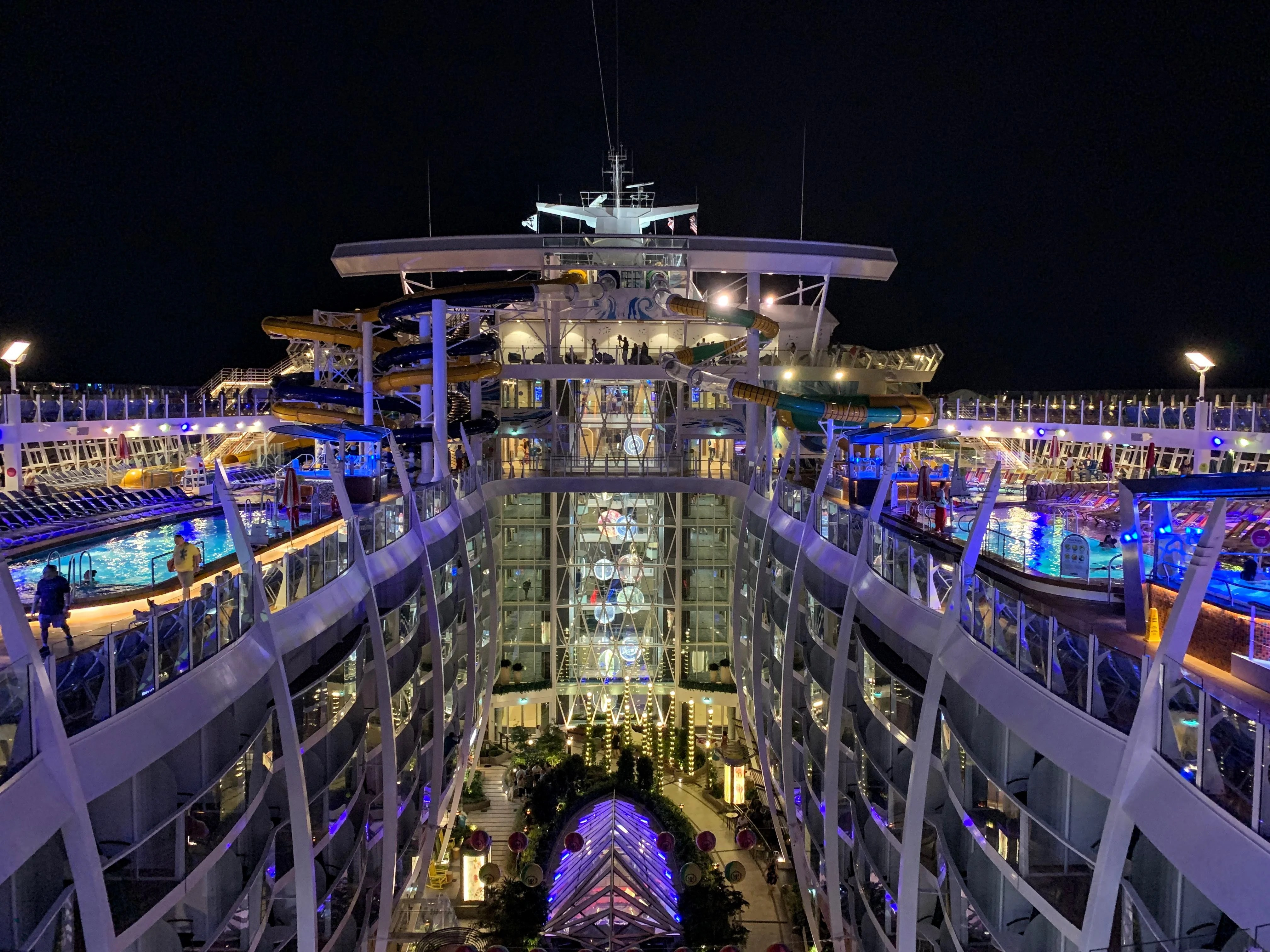 Royal Caribbean Announces What's Likely Another Record Breaking Cruise Ship
