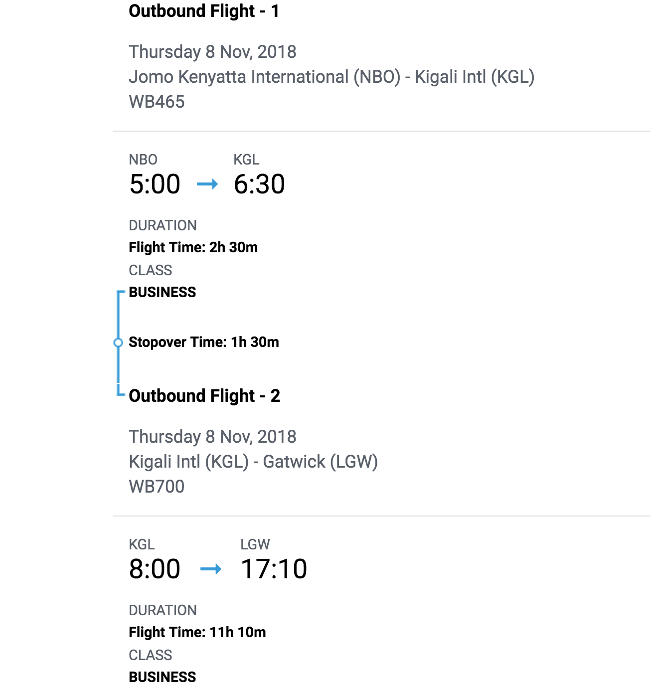 1685b0ae I could have earned 9,000 Dream Miles for my NBO-LGW flight. But I would  have had to join the program first by opening yet another frequent-flyer  account, ...