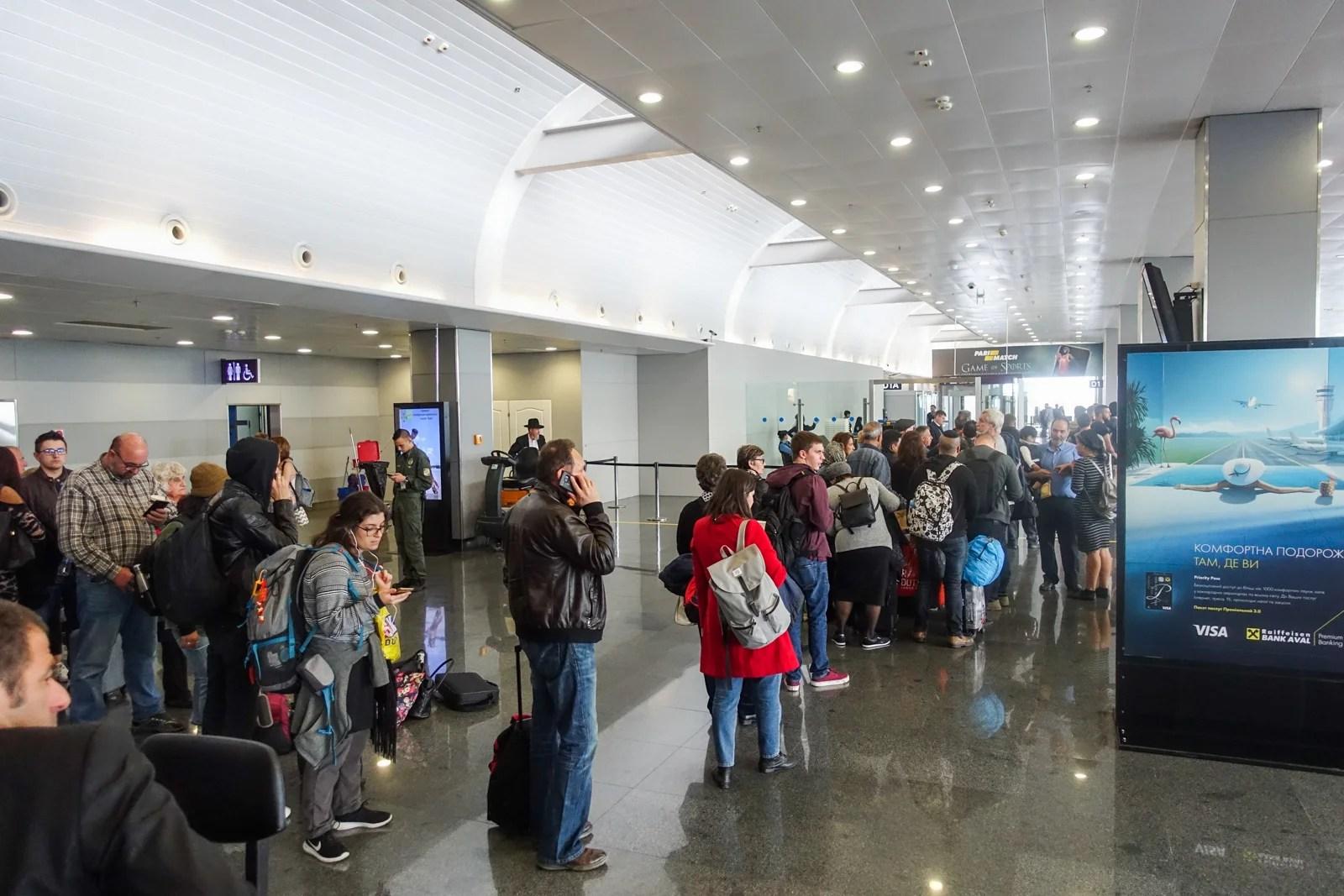 Review: Ukraine International Airlines (777-200ER) in