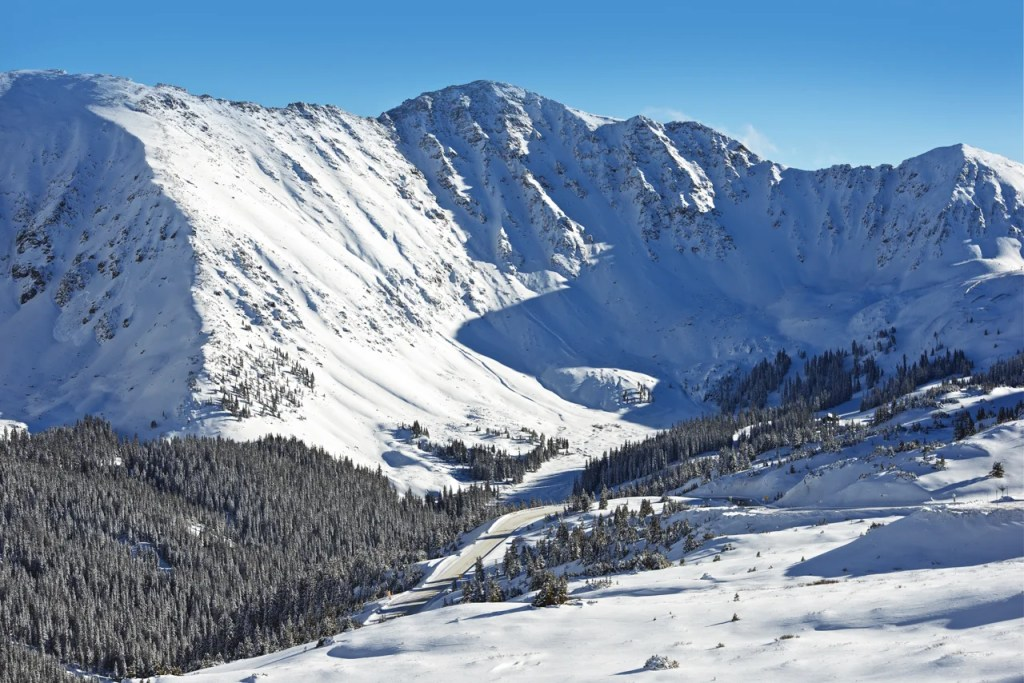 Arapahoe Basin, CO. (Photo via Shutterstock)