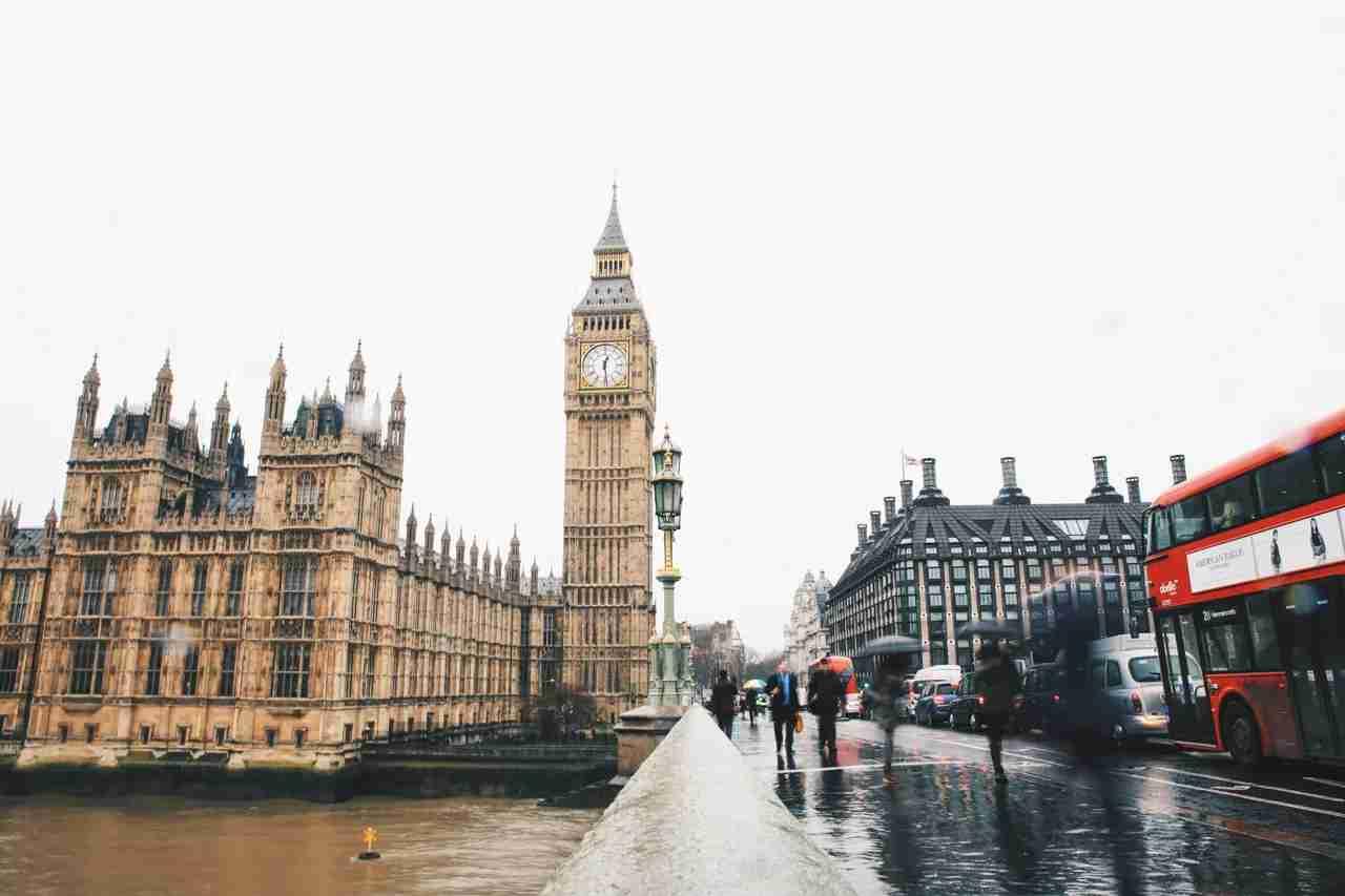 London calling. (Photo by Heidi Sandstrom/Unsplash)
