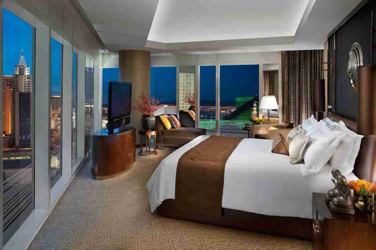 (Photo courtesy of Resort Waldorf Astoria Las Vegas)