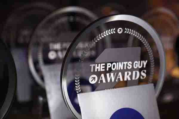 The TPG Awards on Tuesday, Dec. 4, 2018 in New York City. Photo by Patrick T. Fallon for The Points Guy