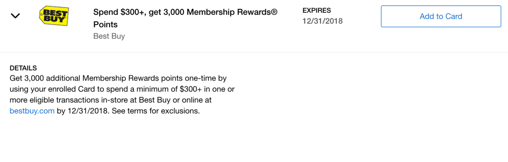 TPG values Amex Membership Rewards at 2 cents each, meaning you earn $60 worth of points on a $300 Disney Gift card equating to a 20% discount.