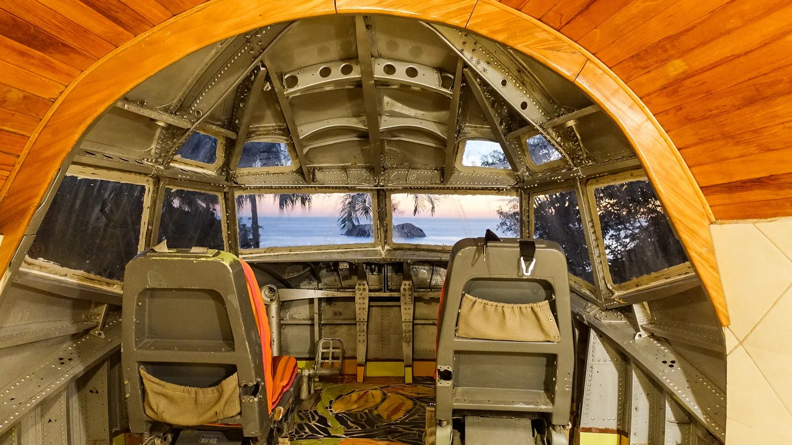 A Review of the Fuselage Suite at the Hotel Costa Verde, Costa Rica