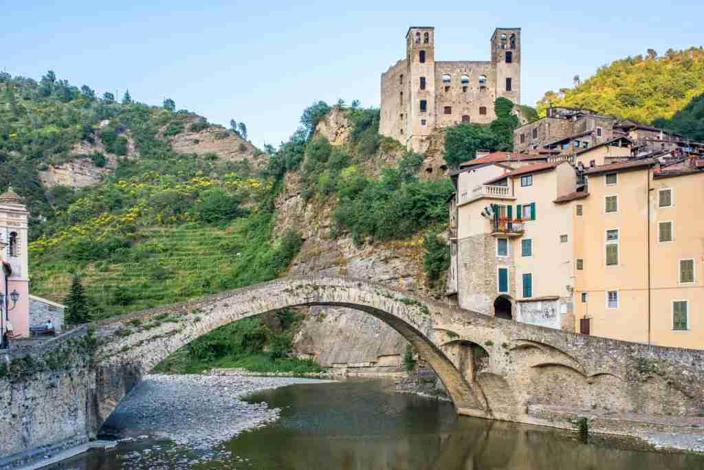 Dolceacqua, Italy. (Photo via Shutterstock)
