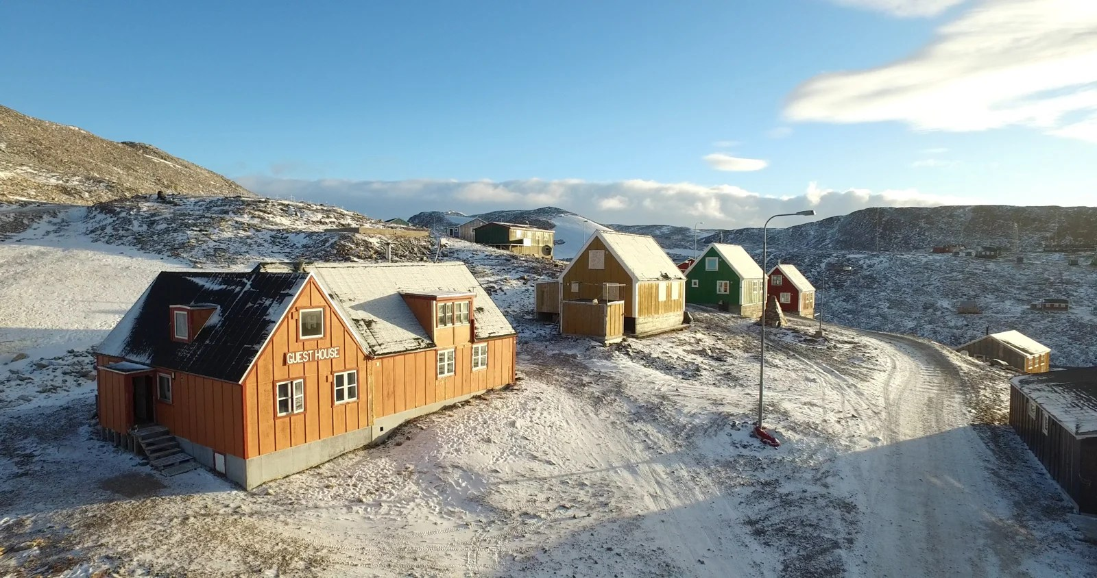 Spend Spring Break at This Remote Hotel in Greenland for Less Than $1