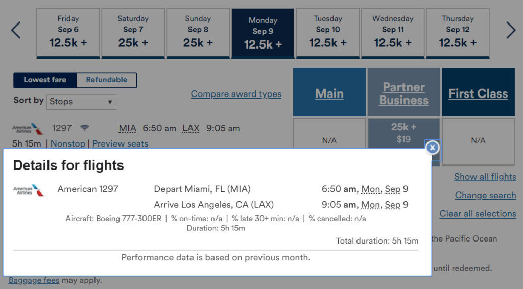 Aa Upgrades Its Miami La Route Lie Flat Seats For 25k Miles