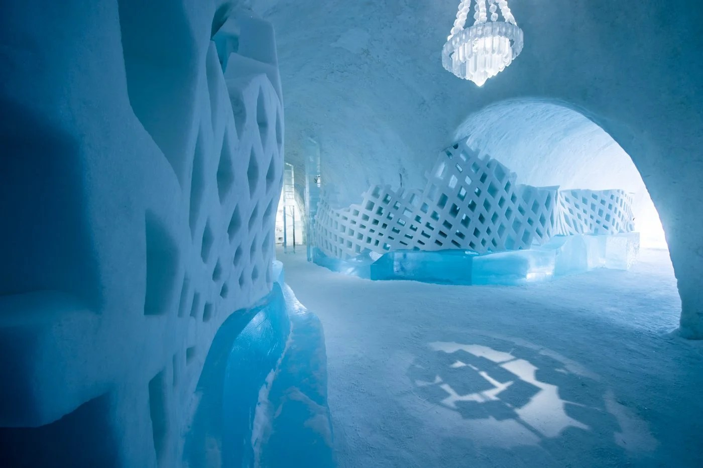 A First Look Inside the Stunning New Suites of Sweden's Icehotel