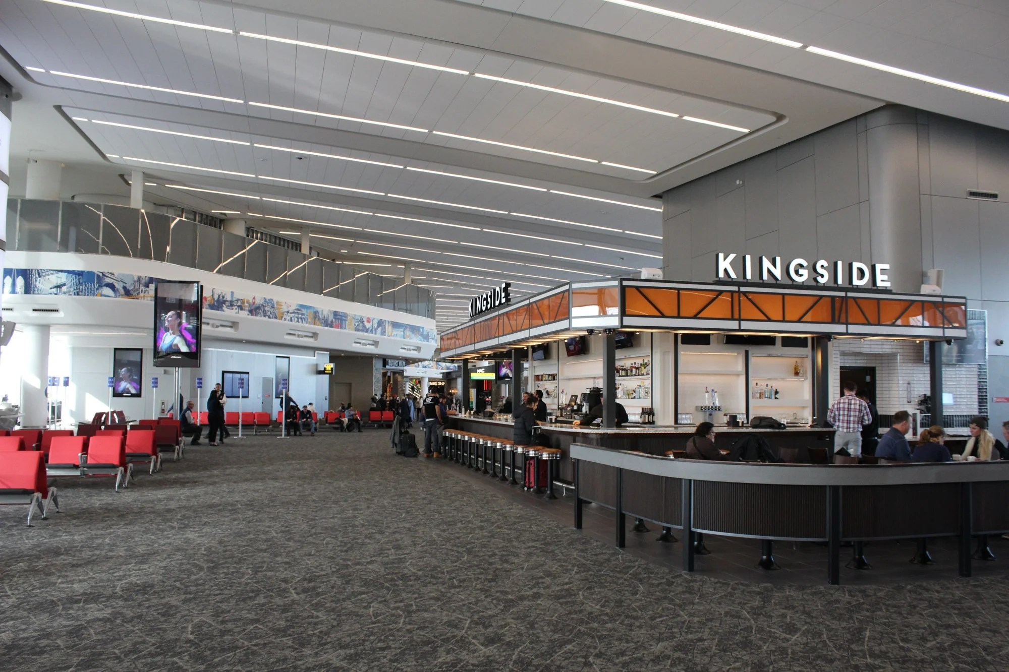 You Can Now Order Delivery at LaGuardia Thanks to AtYourGate