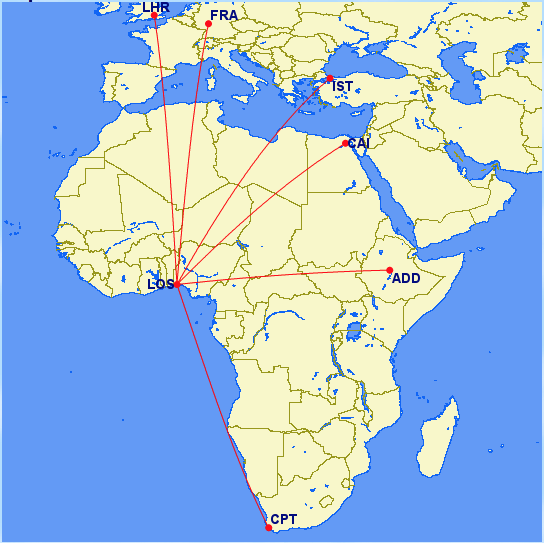 This Airline Just Placed Africa's Largest-Ever Jet Order