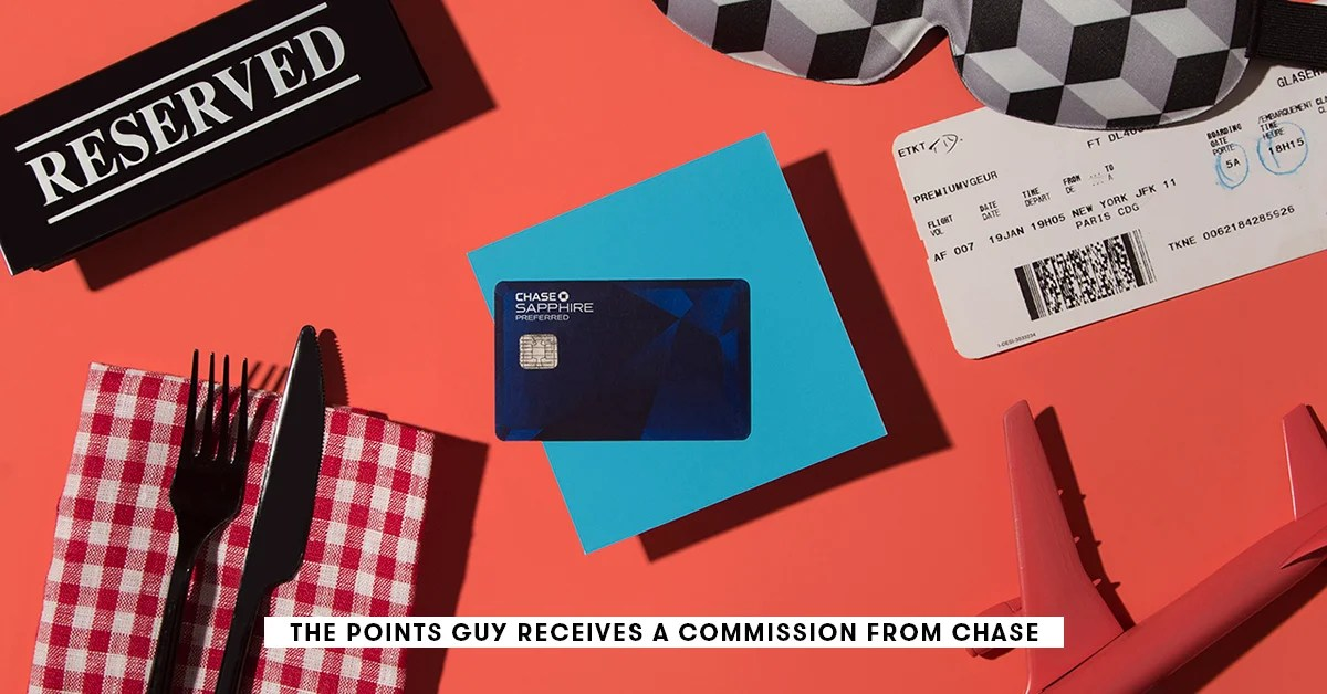 Reasons to Apply for a Chase Sapphire Preferred Card - The Points Guy