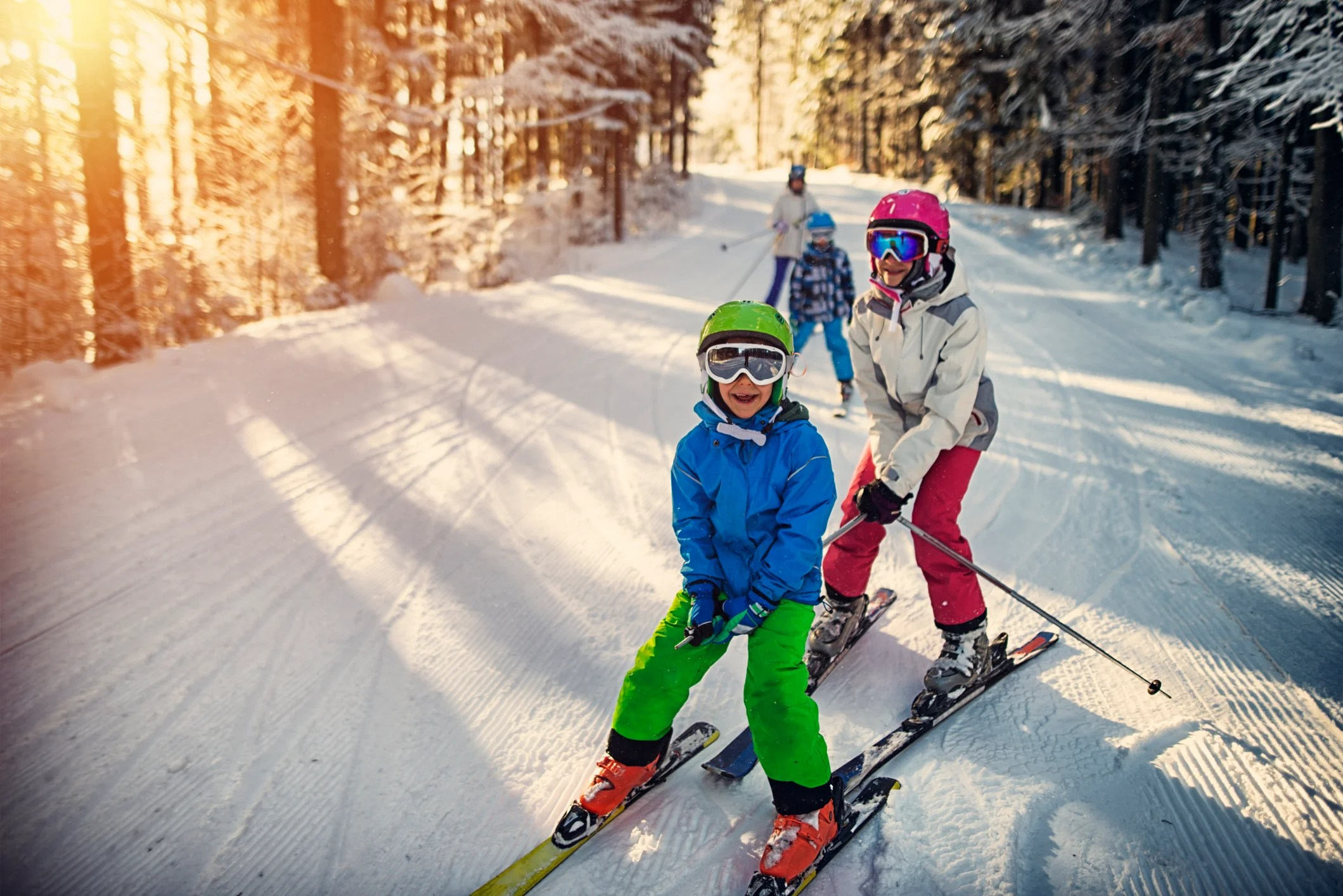 Best Ski Resorts for Families in North America