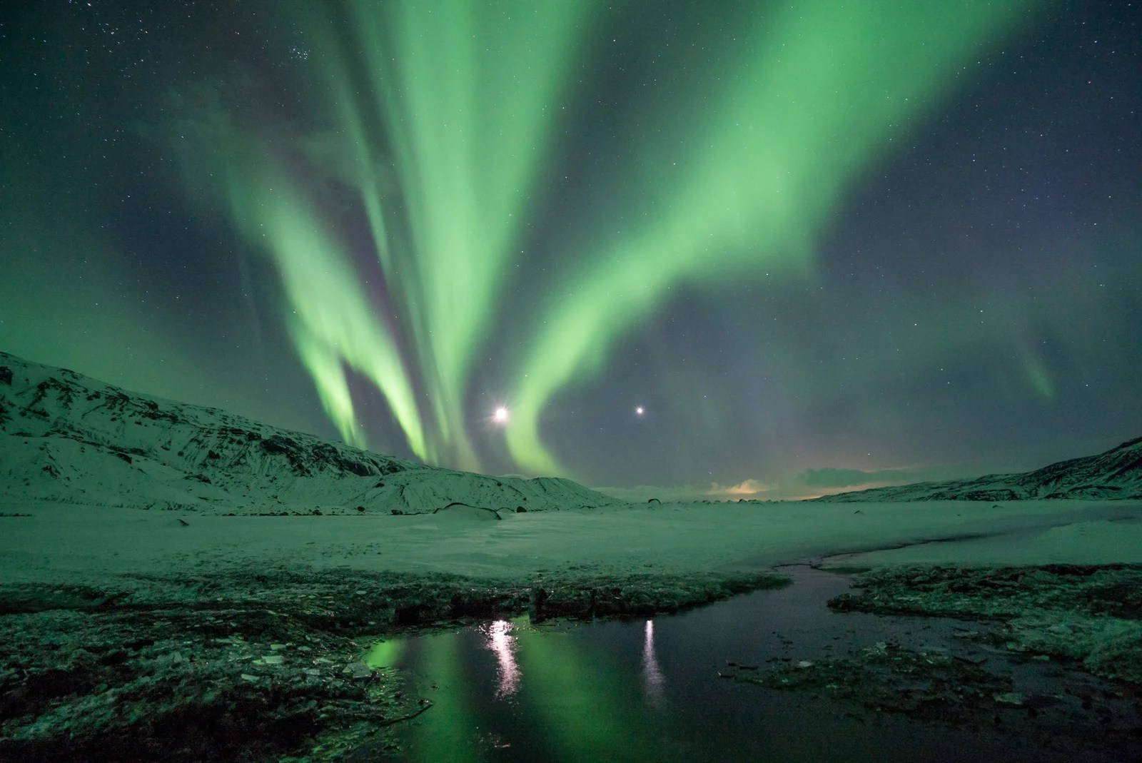 The Trendiest Places to See the Northern Lights Now