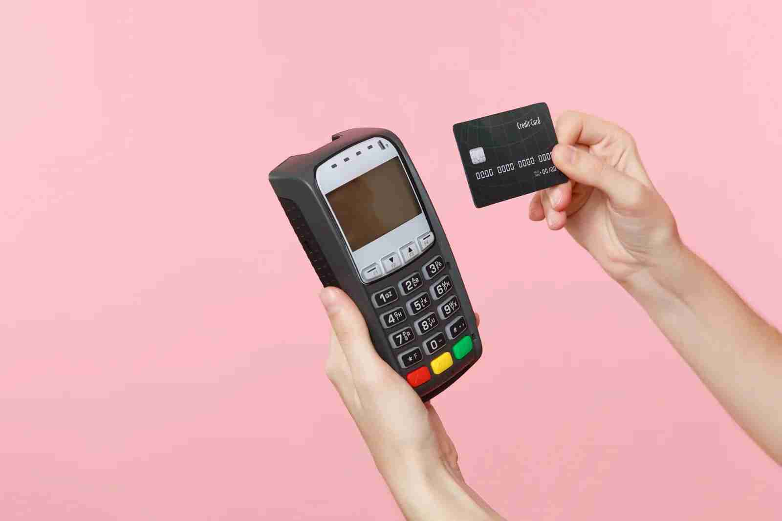 In 2019, expect to see the contactless symbol on your new credit card. (Photo via Shutterstock)
