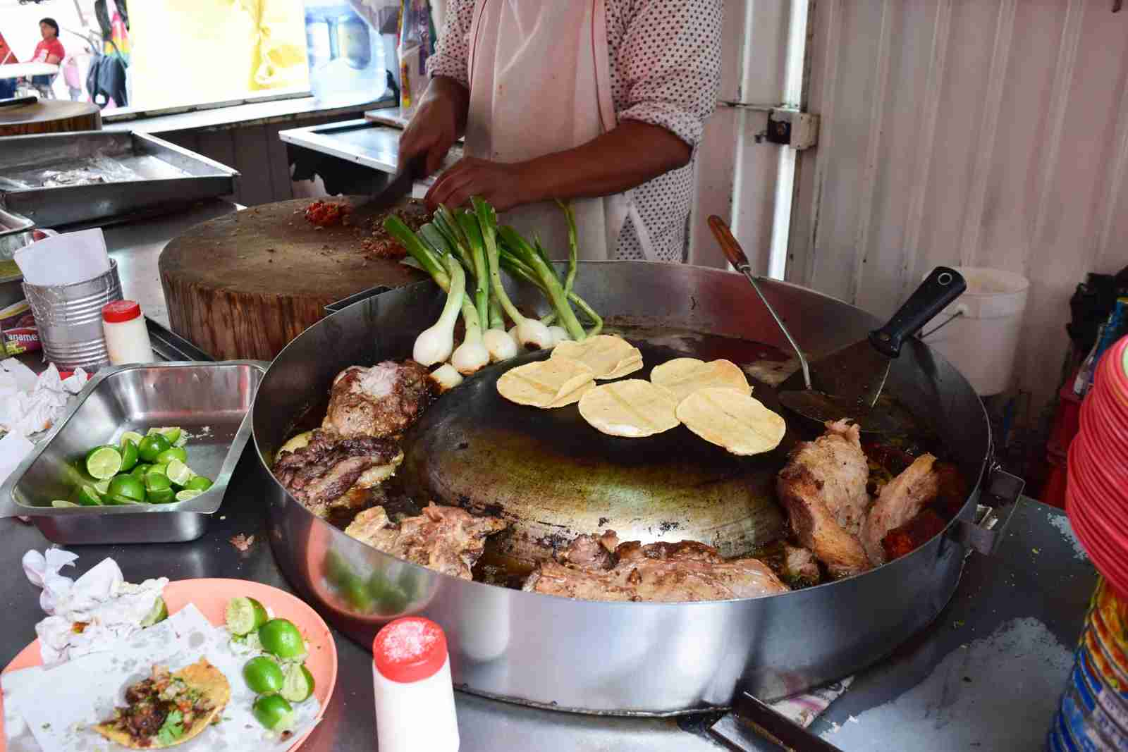 Street tacos in Mexico are unlike any other (and much cheaper). (Photo via Shutterstock)