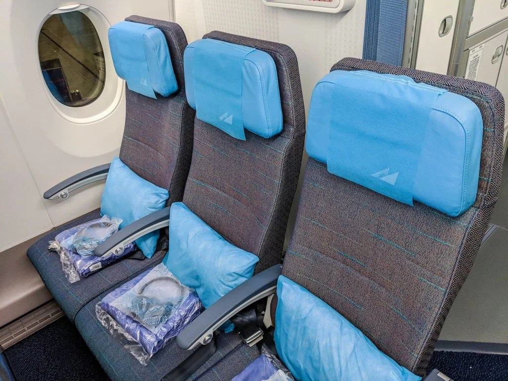 The Friendly Skies: A Review of Philippine Airlines' A350 in Economy From Manila to New York