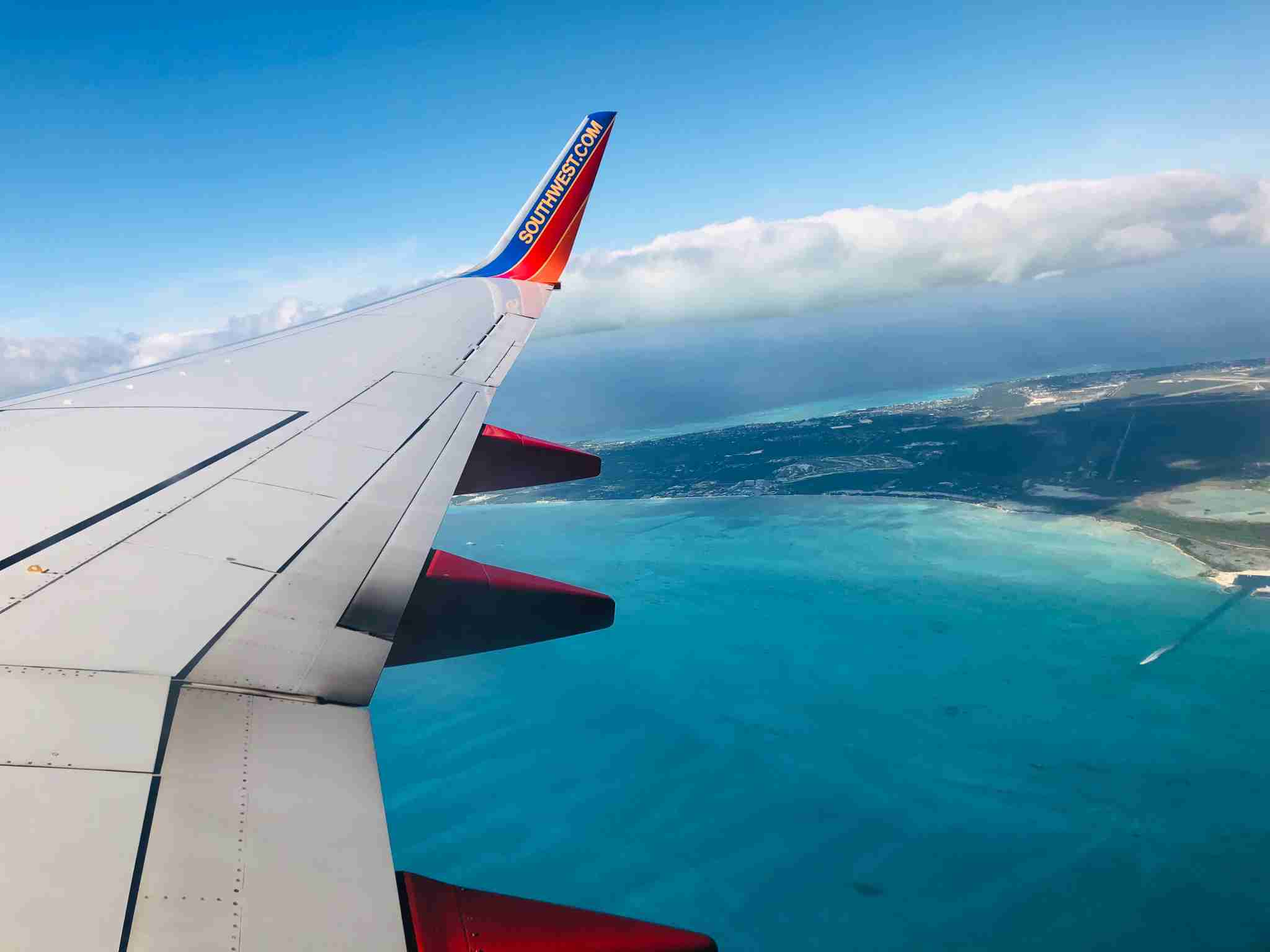 Southwest Airlines will allow you to experience the crystal blue waters of the Caribbean (Photo courtesy of Jennifer Yellin / DealsWeLike.com)