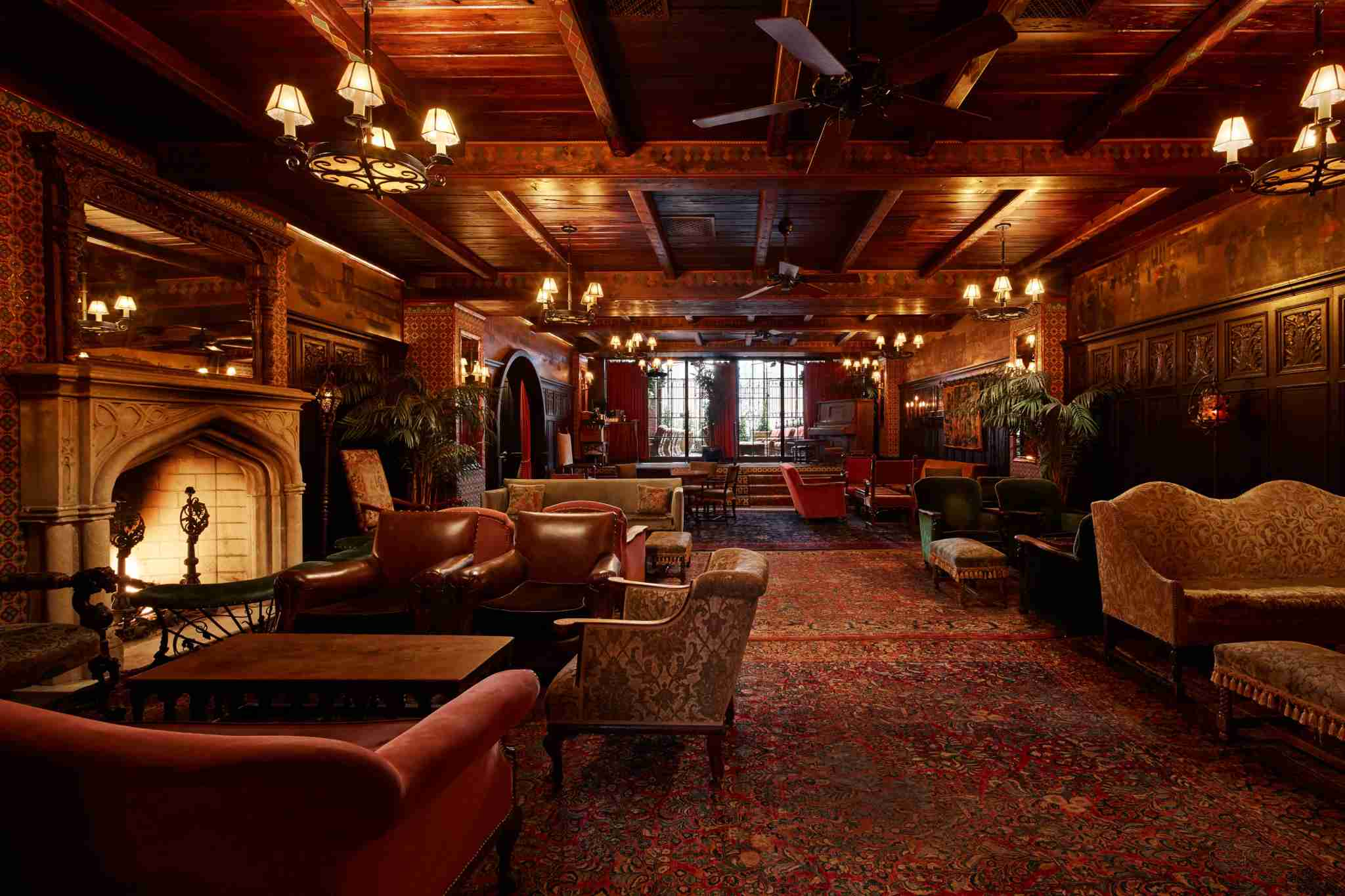 Photo by Annie Schlechter courtesy of the Bowery Hotel