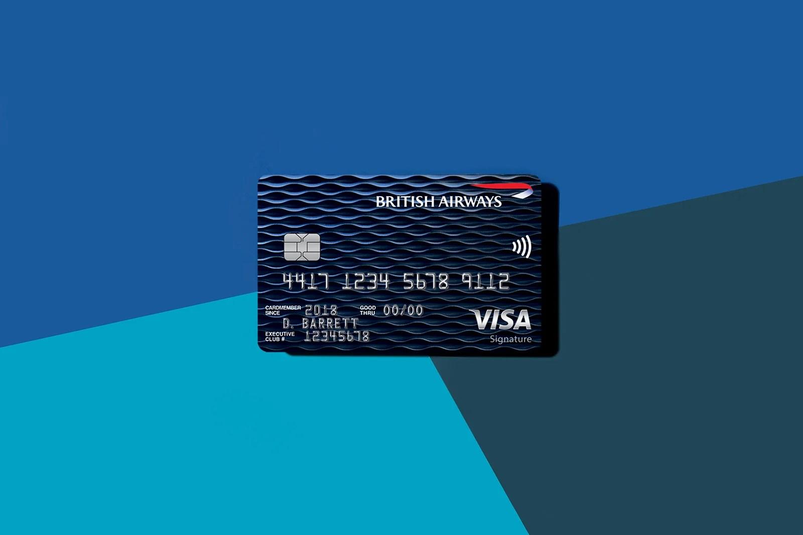 Credit Card Review: The British Airways Visa Signature