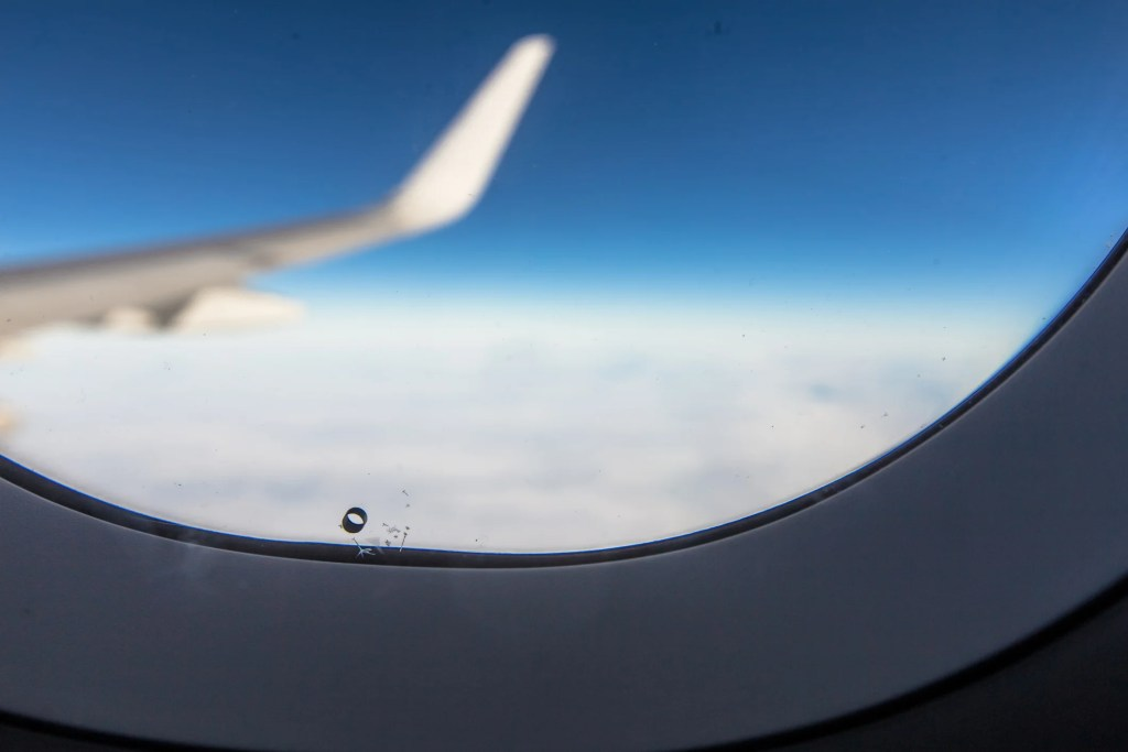 What Are Airplane Windows Made Of