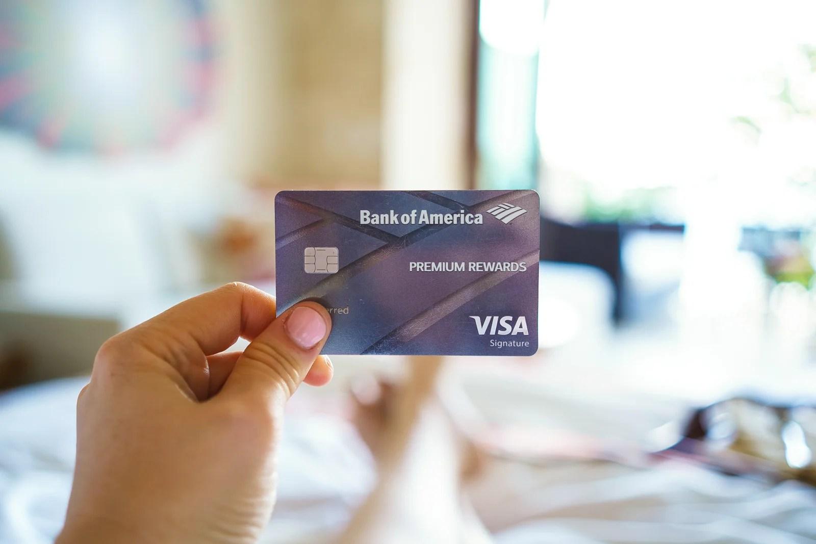 5 Reasons to Get the Bank of America Premium Rewards Credit Card