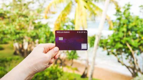 Wells Fargo Propel Amex Review - The Points Guy